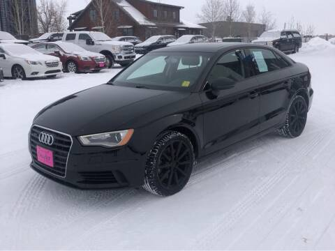 2015 Audi A3/S3 for sale at Snyder Motors Inc in Bozeman MT