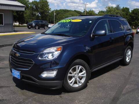 2017 Chevrolet Equinox for sale at Fox River Auto Sales in Princeton WI