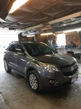 2010 Chevrolet Equinox for sale at Lavictoire Auto Sales in West Rutland VT
