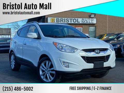 2013 Hyundai Tucson for sale at Bristol Auto Mall in Levittown PA