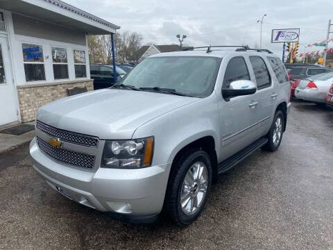 2010 Chevrolet Tahoe for sale at 1st Quality Auto in Milwaukee WI