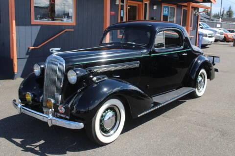 1936 Buick Series 40 for sale at Sabeti Motors in Tacoma WA