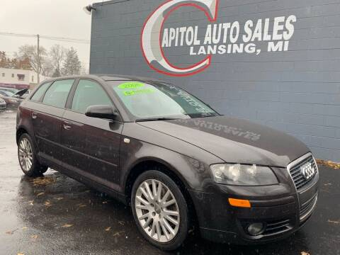 2006 Audi A3 for sale at Capitol Auto Sales in Lansing MI