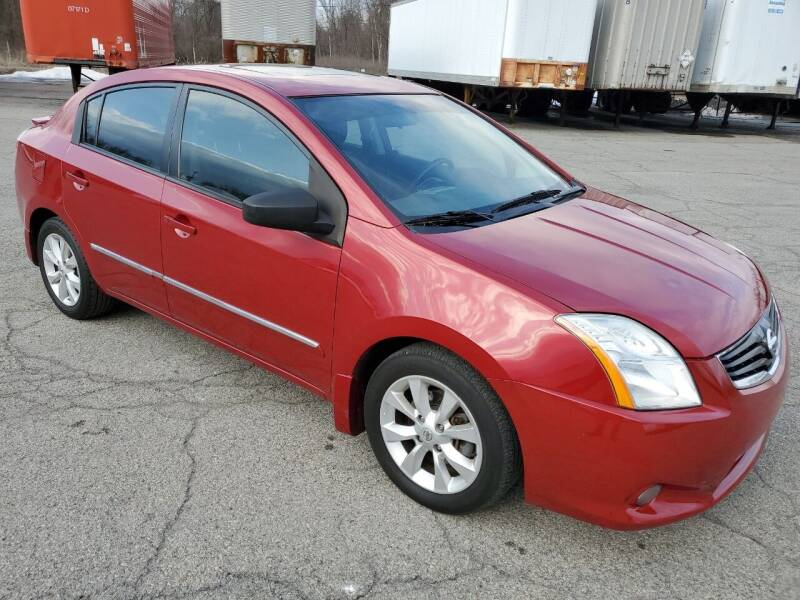 2012 Nissan Sentra for sale at 518 Auto Sales in Queensbury NY