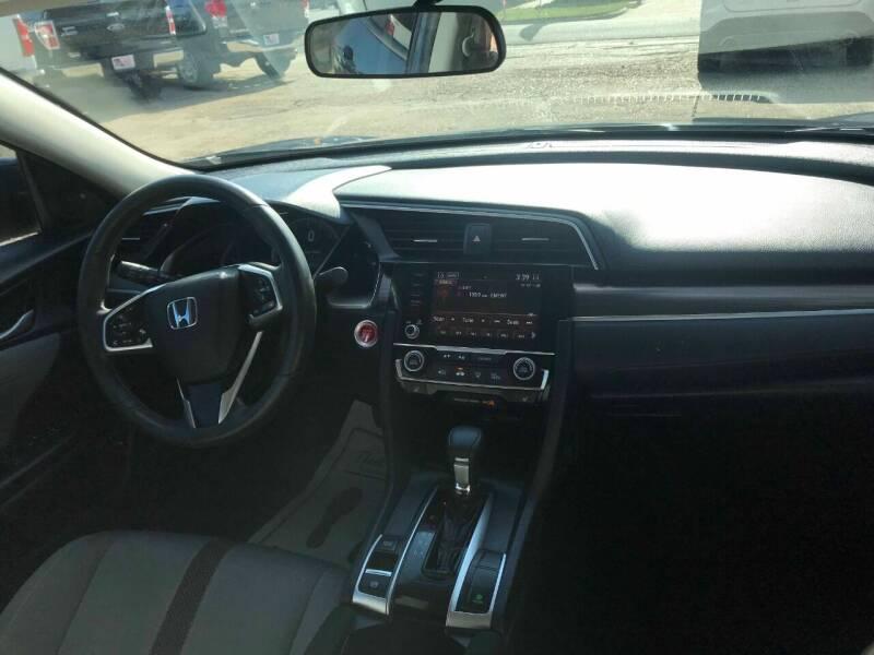 2019 Honda Civic EX 4dr Sedan - Monroe LA