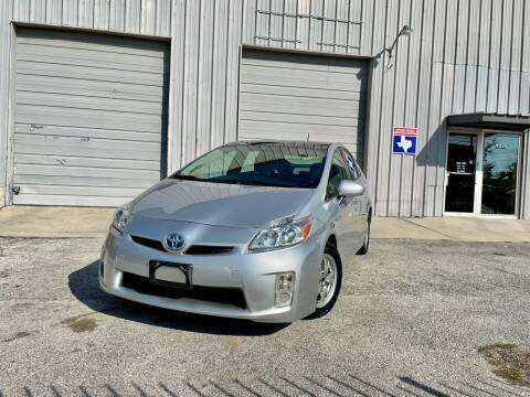 2011 Toyota Prius for sale at CTN MOTORS in Houston TX