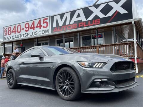 2015 Ford Mustang for sale at Maxx Autos Plus in Puyallup WA