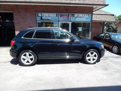 2012 Audi Q5 for sale at AUTOWORKS OF OMAHA INC in Omaha NE
