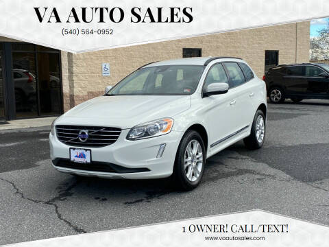 2016 Volvo XC60 for sale at Va Auto Sales in Harrisonburg VA