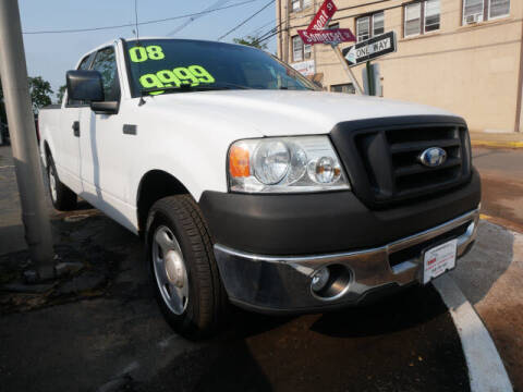 2008 Ford F-150 for sale at M & R Auto Sales INC. in North Plainfield NJ