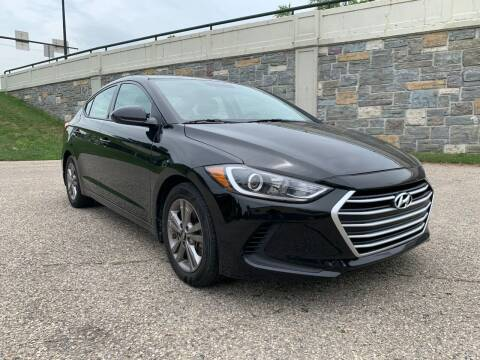 2017 Hyundai Elantra for sale at Auto Gallery LLC in Burlington WI