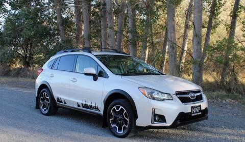 2014 Subaru XV Crosstrek for sale at Northwest Premier Auto Sales in West Richland WA