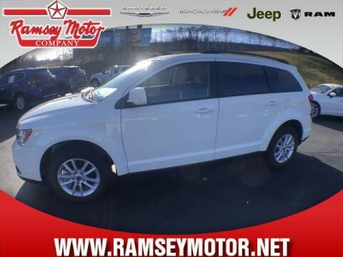 2019 Dodge Journey for sale at RAMSEY MOTOR CO in Harrison AR