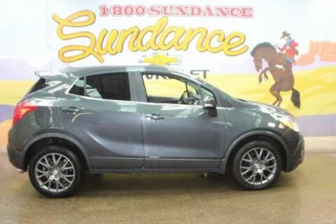 2016 Buick Encore for sale at Sundance Chevrolet in Grand Ledge MI