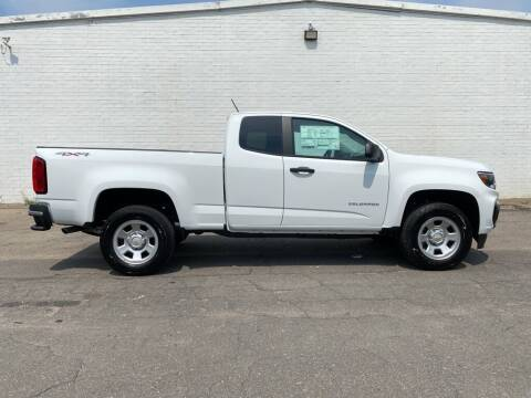 2021 Chevrolet Colorado for sale at Smart Chevrolet in Madison NC