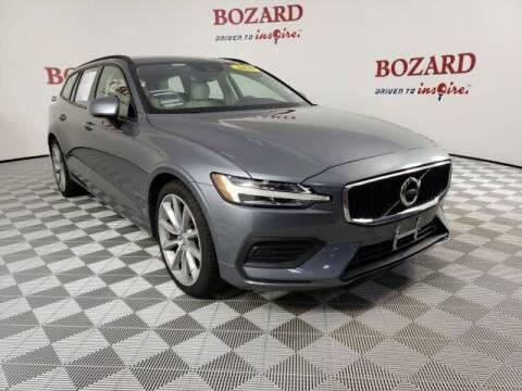 2020 Volvo V60 for sale at BOZARD FORD in Saint Augustine FL