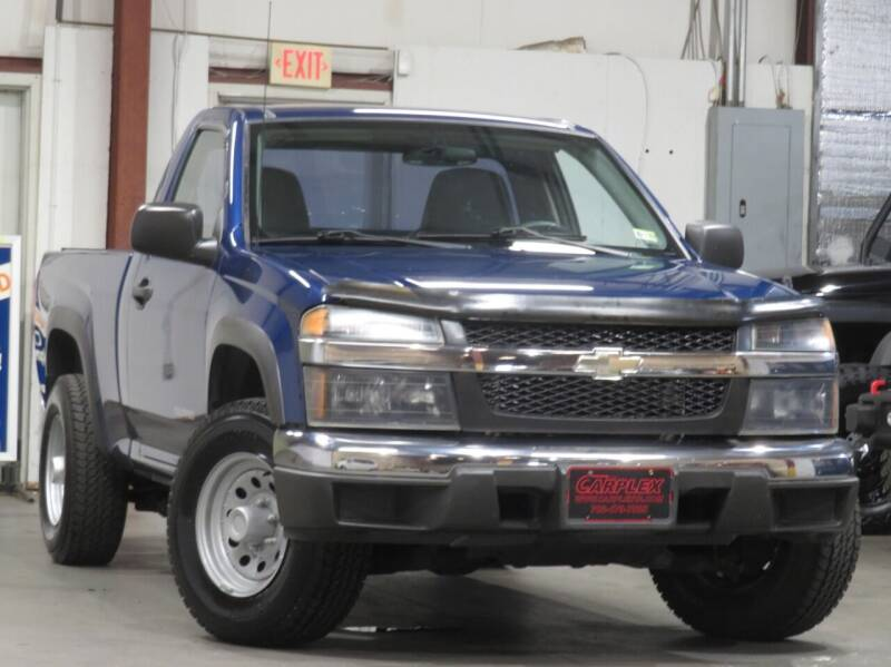 2005 Chevrolet Colorado for sale at CarPlex in Manassas VA