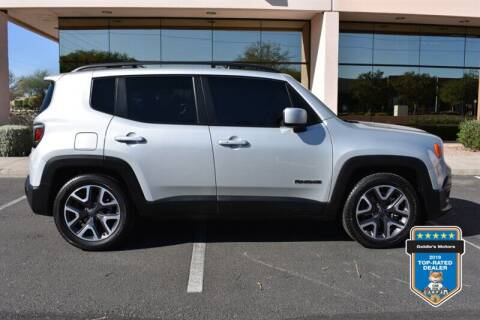 2015 Jeep Renegade for sale at GOLDIES MOTORS in Phoenix AZ