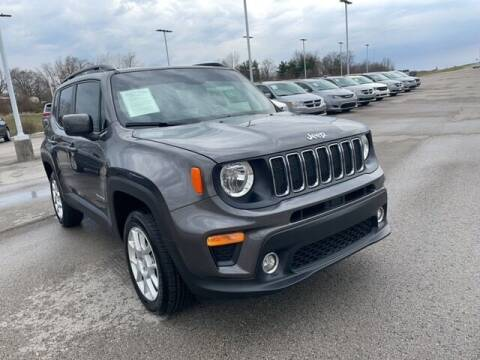 2020 Jeep Renegade for sale at Mann Chrysler Dodge Jeep of Richmond in Richmond KY