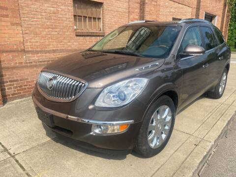 2012 Buick Enclave for sale at Domestic Travels Auto Sales in Cleveland OH