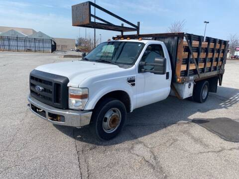 2008 Ford F-350 Super Duty for sale at TKP Auto Sales in Eastlake OH