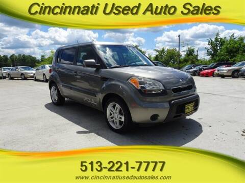 2011 Kia Soul for sale at Cincinnati Used Auto Sales in Cincinnati OH
