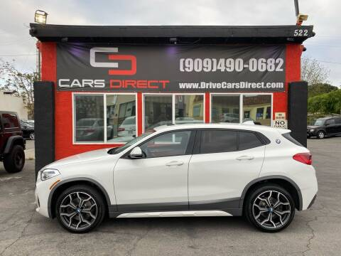 2018 BMW X2 for sale at Cars Direct in Ontario CA