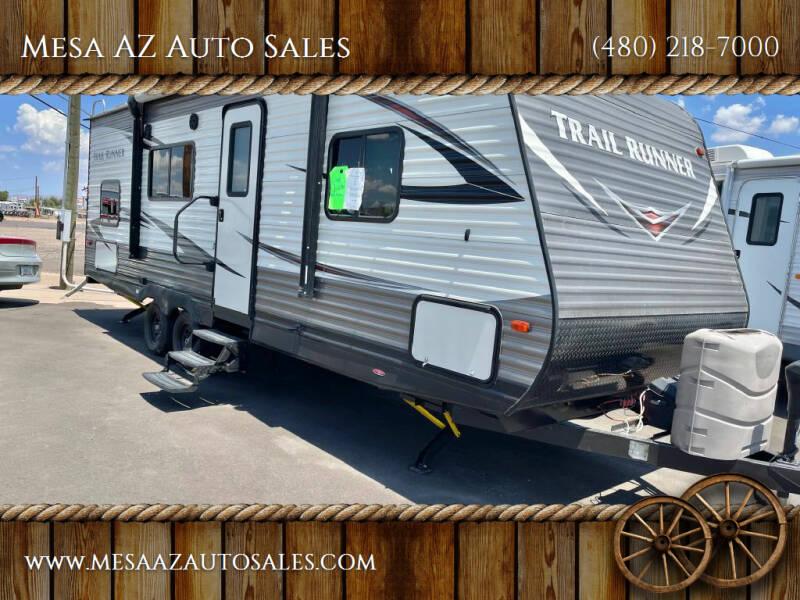 2018 Heartland TRAIL RUNNER for sale at Mesa AZ Auto Sales in Apache Junction AZ