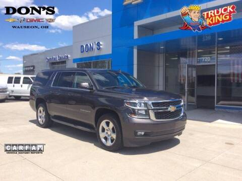 2015 Chevrolet Suburban for sale at DON'S CHEVY, BUICK-GMC & CADILLAC in Wauseon OH