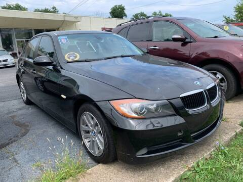 2007 BMW 3 Series for sale at Boardman Auto Mall in Boardman OH