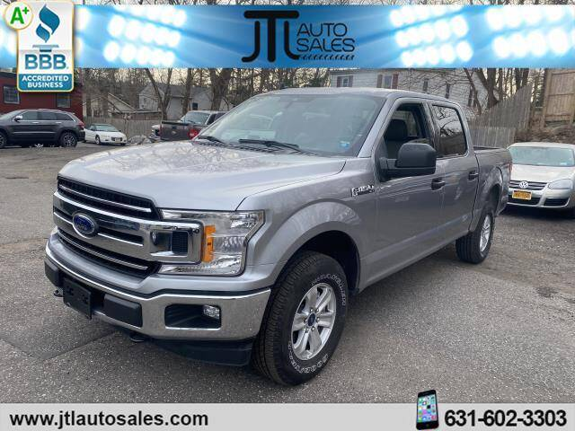 2020 Ford F-150 for sale at JTL Auto Inc in Selden NY