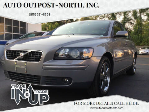 2006 Volvo S40 for sale at Auto Outpost-North, Inc. in McHenry IL