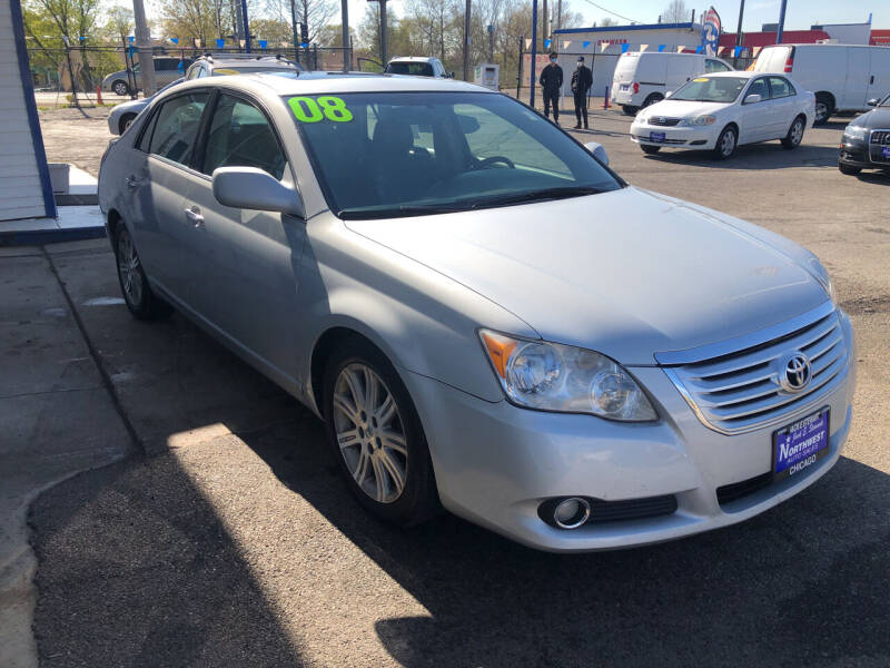 2008 Toyota Avalon for sale at Jack E. Stewart's Northwest Auto Sales, Inc. in Chicago IL