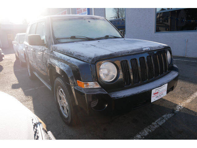 2007 Jeep Patriot for sale at M & R Auto Sales INC. in North Plainfield NJ