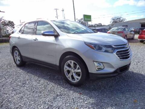 2018 Chevrolet Equinox for sale at PICAYUNE AUTO SALES in Picayune MS