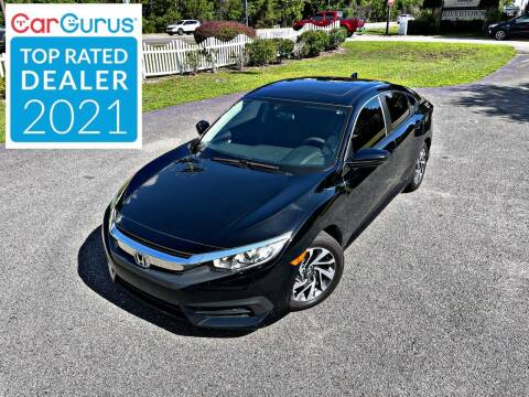 2018 Honda Civic for sale at Brothers Auto Sales of Conway in Conway SC