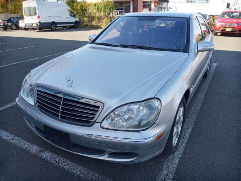 2006 Mercedes-Benz S-Class for sale at MAGIC AUTO SALES in Little Ferry NJ