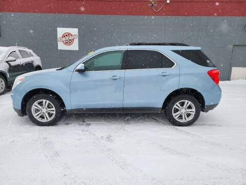 2015 Chevrolet Equinox for sale at Stach Auto in Edgerton WI