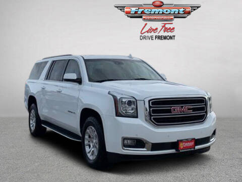 2017 GMC Yukon XL for sale at Rocky Mountain Commercial Trucks in Casper WY