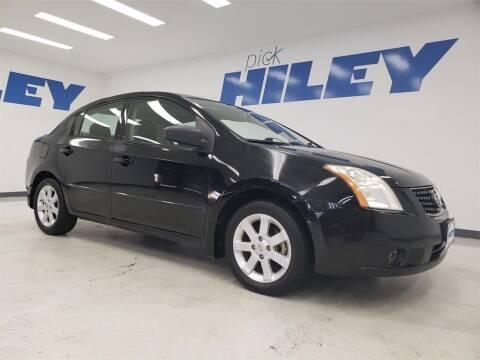 2009 Nissan Sentra for sale at HILEY MAZDA VOLKSWAGEN of ARLINGTON in Arlington TX