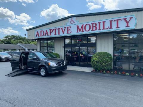2012 Dodge Grand Caravan for sale at Adaptive Mobility Wheelchair Vans in Seekonk MA