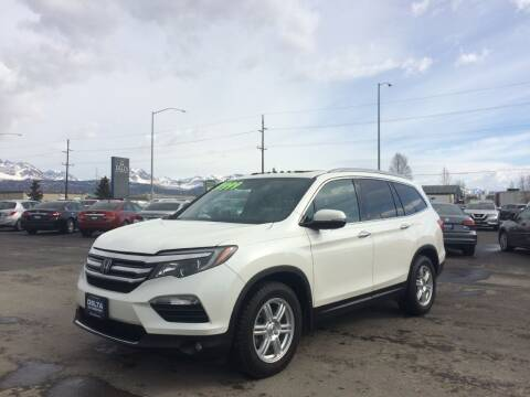 2016 Honda Pilot for sale at Delta Car Connection LLC in Anchorage AK
