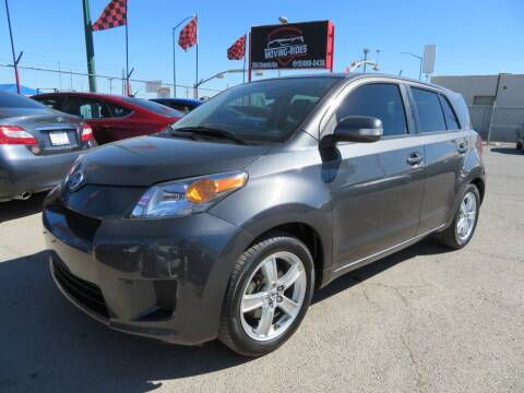 2013 Scion xD for sale at Moving Rides in El Paso TX