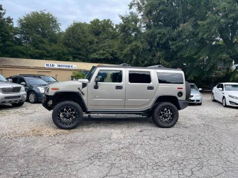 2006 HUMMER H2 for sale at Mad Motors LLC in Gainesville GA