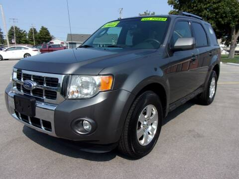 2012 Ford Escape for sale at Ideal Auto Sales, Inc. in Waukesha WI
