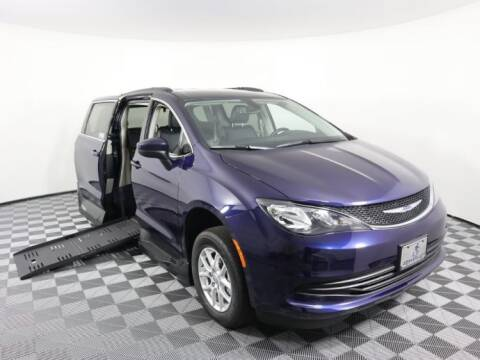 2020 Chrysler Voyager for sale at AMS Vans in Tucker GA