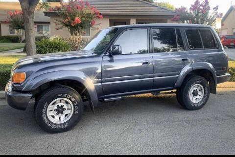 1991 Toyota Land Cruiser for sale at 4X4 Rides in Hagerstown MD