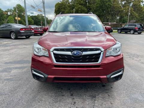 2018 Subaru Forester for sale at QUALITY PREOWNED AUTO in Houston TX