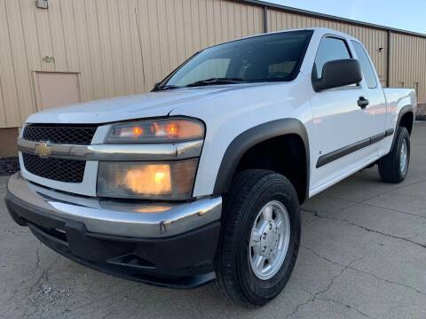 2007 Chevrolet Colorado for sale at Prime Auto Sales in Uniontown OH
