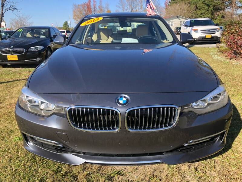 2013 BMW 3 Series for sale at East Carolina Auto Exchange in Greenville NC